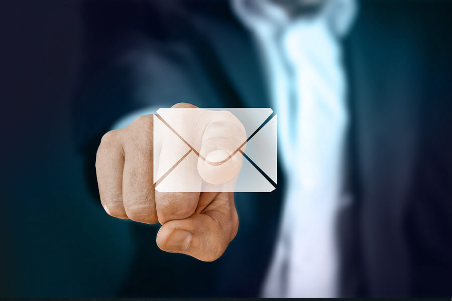 Email Marketing Campaign - blog