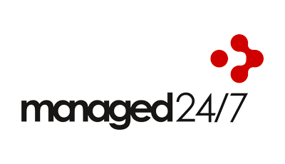 Managed 24/7 - Case Study Logo