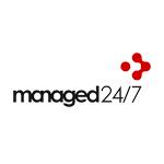 Managed 24/7 Logo