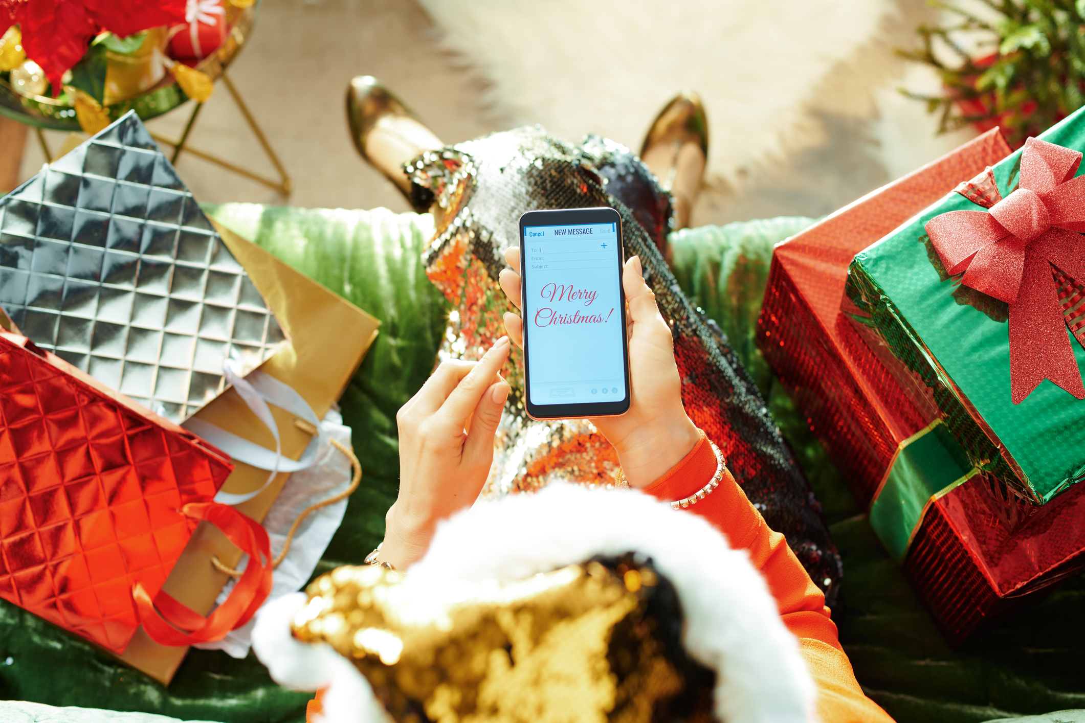 Christmas Email Campaigns