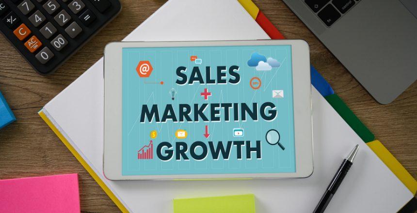 SALES MARKETING CONCECT , Customer Marketing Sales Dashboard Gra
