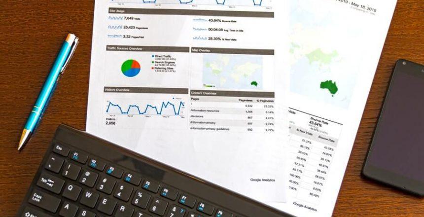 website data - blog